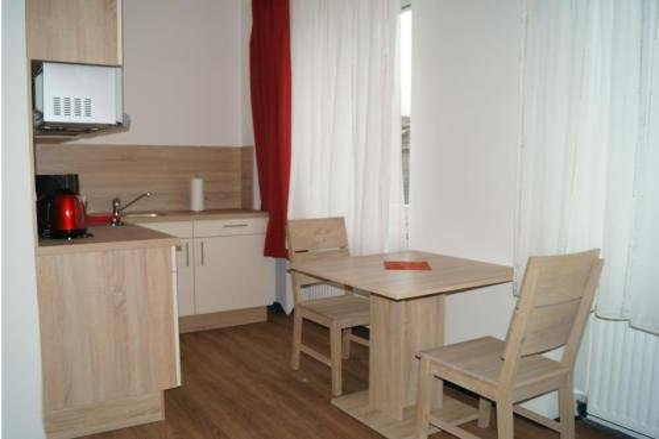 Das Falk Apartmenthaus - фото 11
