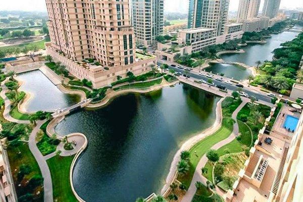 Dubai Apartments - The Greens - Mosela - фото 10
