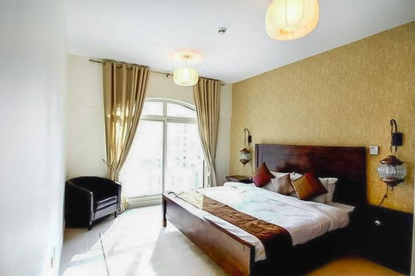 Dubai Apartments - The Greens - Mosela - фото 3