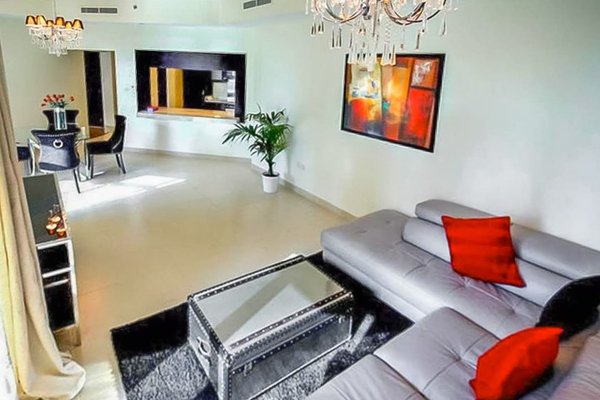 Dubai Apartments - The Greens - Mosela - фото 6