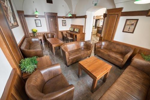 U Medvidku-Brewery Hotel - фото 3
