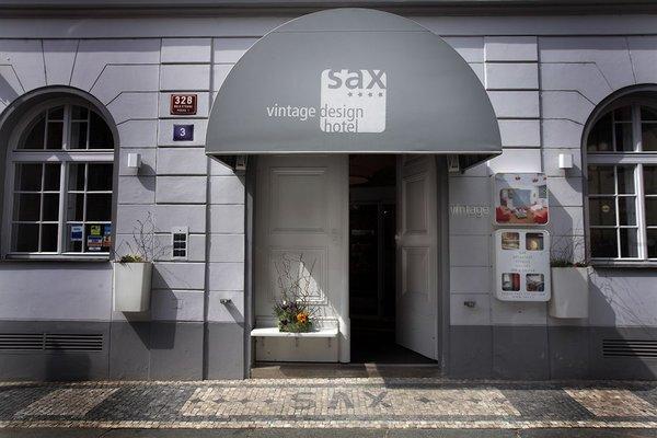 Vintage Design Hotel Sax - фото 20