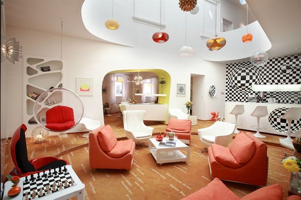 Vintage Design Hotel Sax - фото 4
