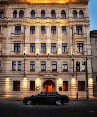 Luxury Family Hotel Royal Palace - фото 22