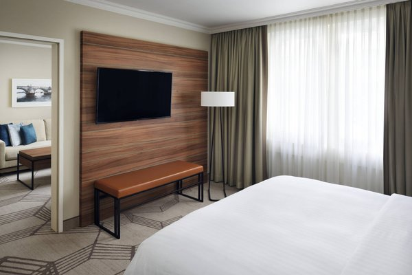 Prague Marriott Hotel - фото 31