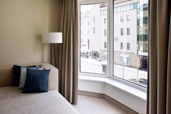 Prague Marriott Hotel - фото 1
