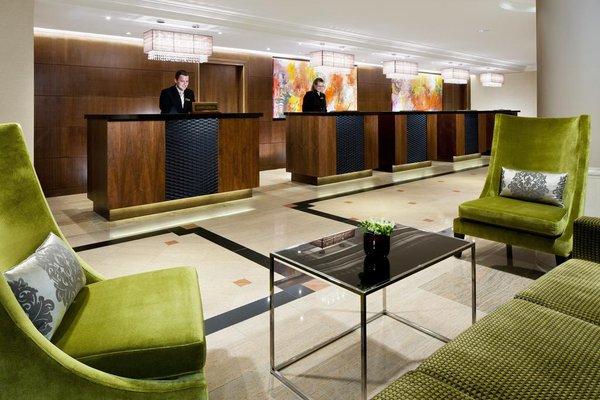 Prague Marriott Hotel - фото 15