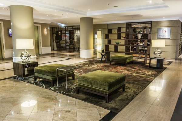 Prague Marriott Hotel - фото 16