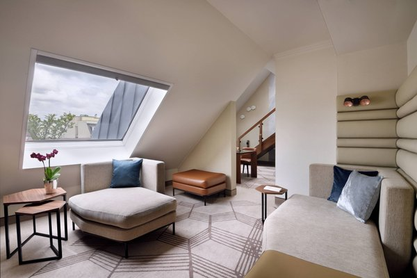 Prague Marriott Hotel - фото 17