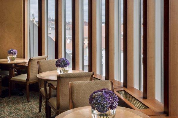 Prague Marriott Hotel - фото 22
