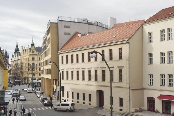 Prague Marriott Hotel - фото 23