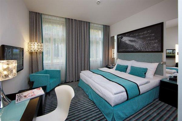 Red & Blue Design Hotel Prague - фото 3
