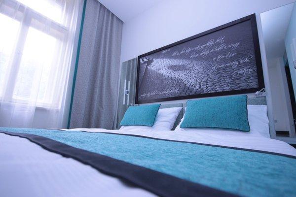 Red & Blue Design Hotel Prague - фото 4
