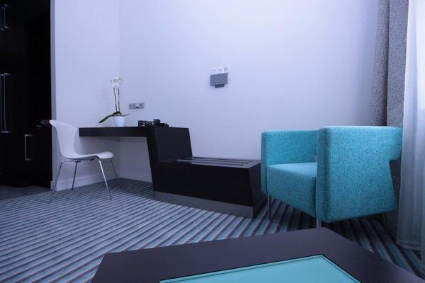 Red & Blue Design Hotel Prague - фото 5