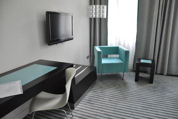 Red & Blue Design Hotel Prague - фото 6