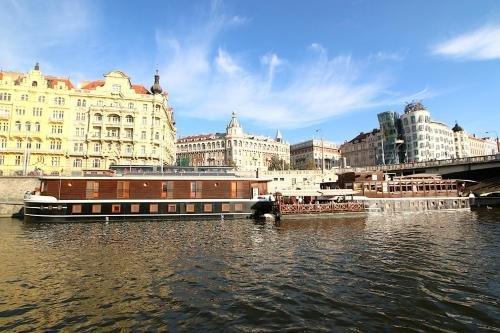 Boat Hotel Matylda - фото 17