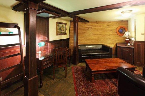 Boat Hotel Matylda - фото 7