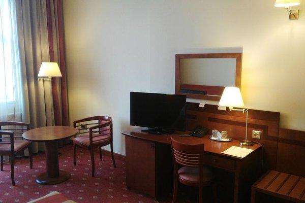 Hotel Villa - фото 8