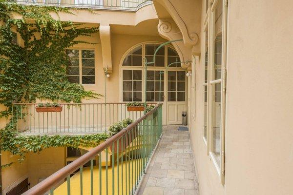 Bohemia Apartments Prague Centre - фото 16