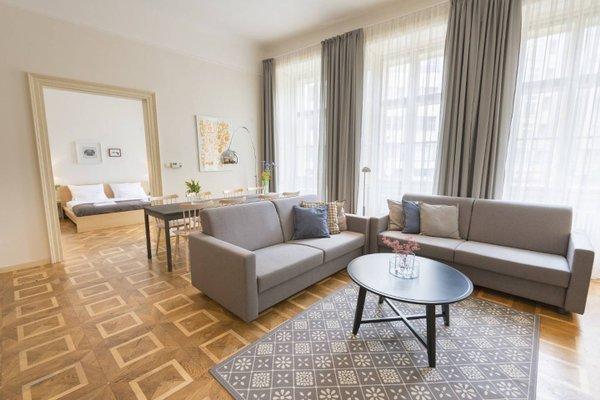 Bohemia Apartments Prague Centre - фото 6