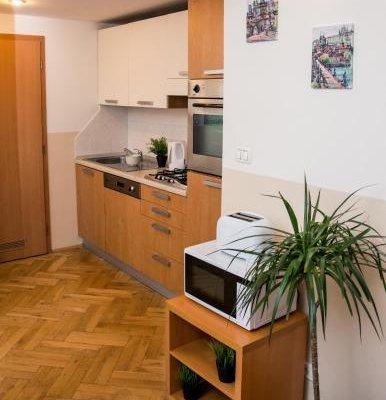 Prague Center Apartments & Hostel - фото 13