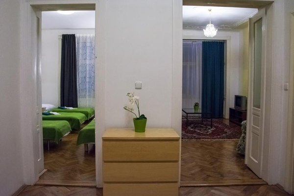 Prague Center Apartments & Hostel - фото 18