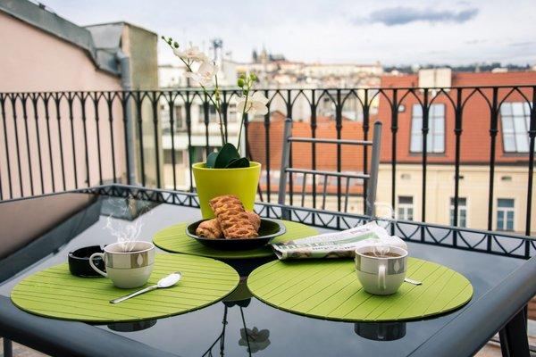 Prague Center Apartments & Hostel - фото 19