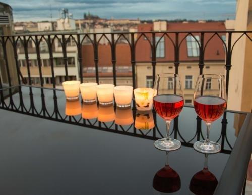 Prague Center Apartments & Hostel - фото 22