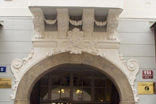 Hotel U Zlateho jelena - фото 17