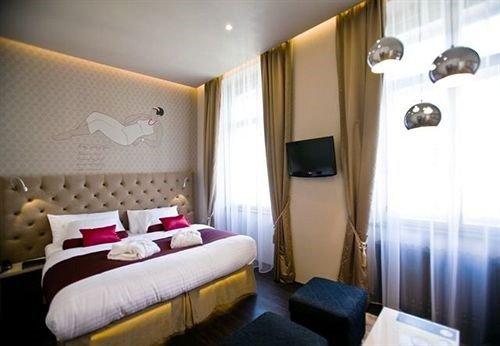 Design Hotel Jewel Prague - фото 14