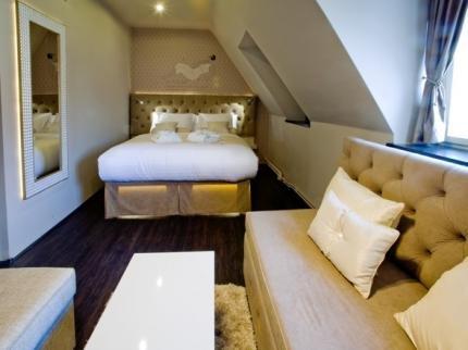 Design Hotel Jewel Prague - фото 6