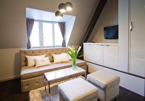Design Hotel Jewel Prague - фото 9