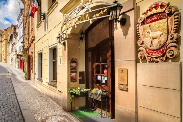 Отель U Krale Karla - фото 14