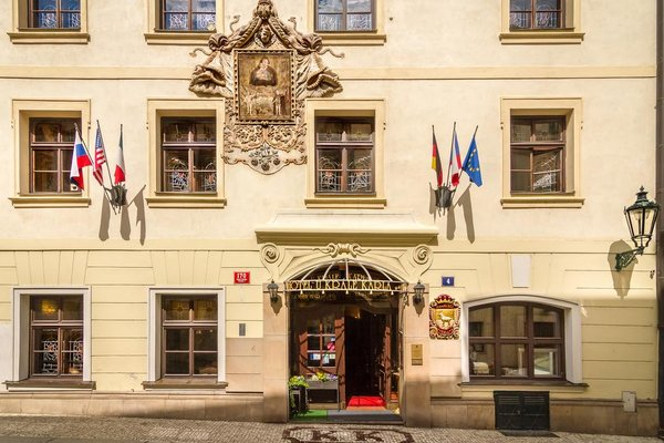 Отель U Krale Karla - фото 17