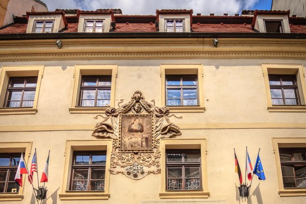 Отель U Krale Karla - фото 18