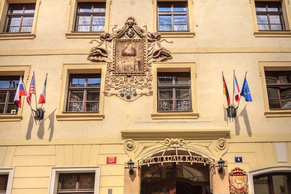 Отель U Krale Karla - фото 19