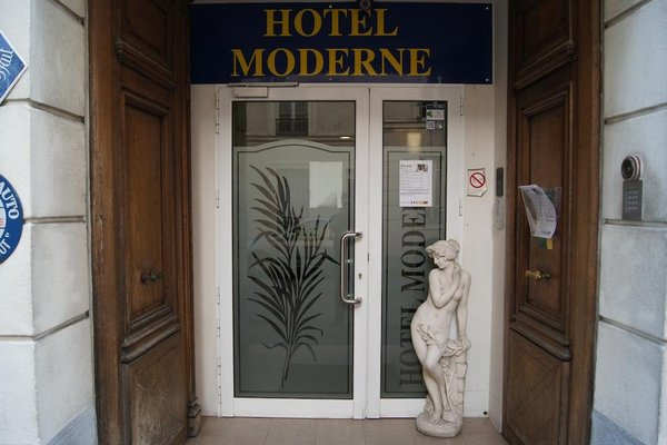 Hotel Moderne - фото 17