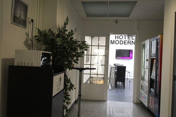 Hotel Moderne - фото 20