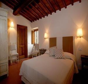 Отель «Tenuta Vicchiomaggio», Греве-ин-Кьянти