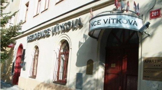 Апарт-Отель Rezidence Vitkova - фото 20