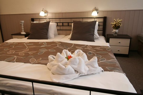 Hotel Balkan - фото 1