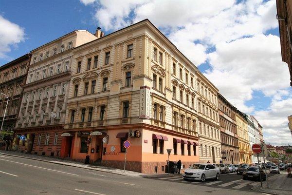 Hotel Balkan - фото 19