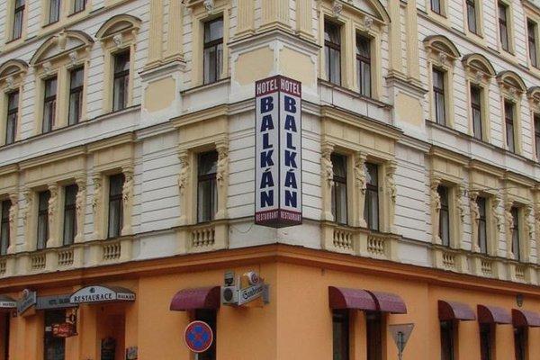 Hotel Balkan - фото 20