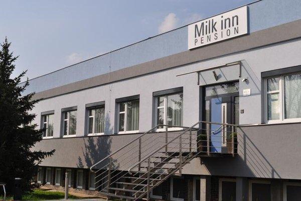 Pension Milk Inn - фото 23