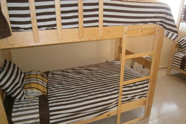 Durango Travellers Hostel - фото 8