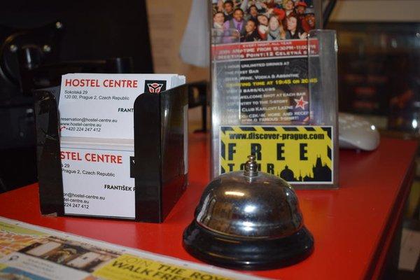 Hostel Centre - фото 21