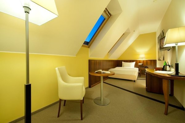 Hotel Sovereign Prague - фото 7