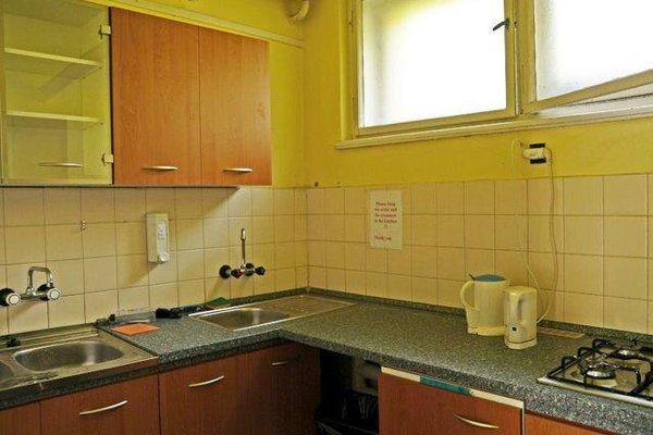 Hostel Sokol Troja - фото 18