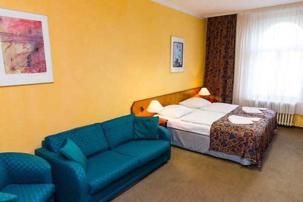 Отель ABE - фото 6