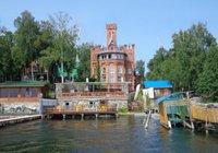 Отзывы Апартаменты Замок на озере Увильды
